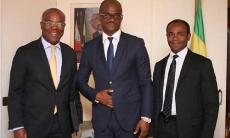 Stéphane Bassene, nouveau patron de Total Gabon