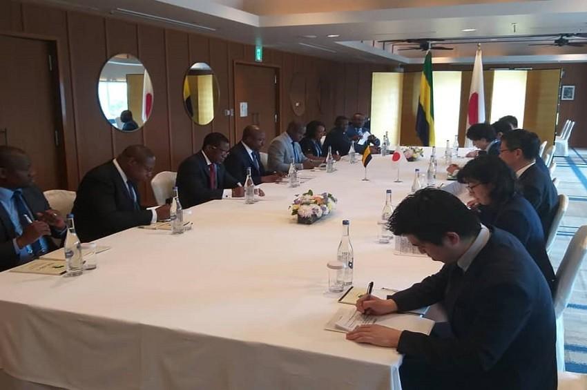 TICAD 7 Le Gabon presente ses charmes - TICAD 7 : Le Gabon présente ses charmes