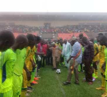 Tournoi régional de Football pour la paix et la cohésion sociale : Mopti – Douentza en finale