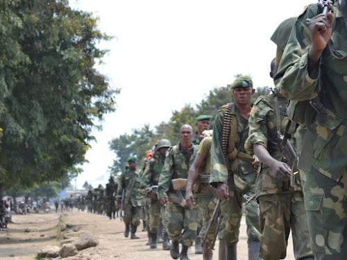 Une position militaire attaquée par des miliciens à Rutshuru