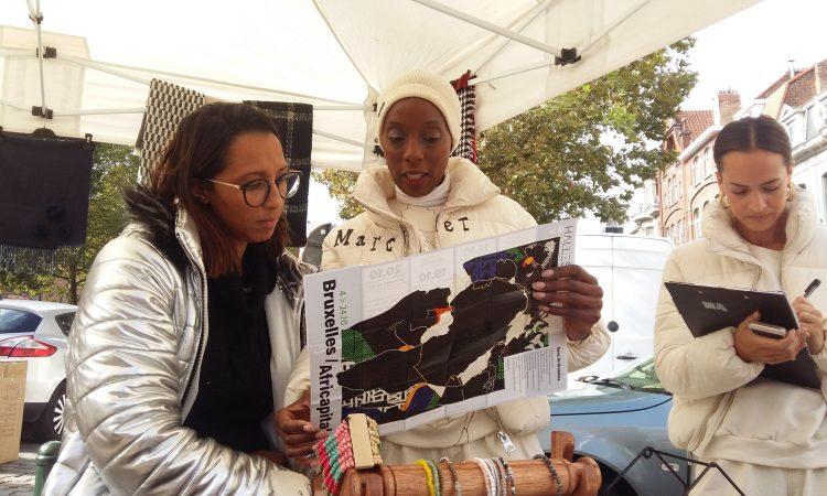 Bruxelles s'affirme parmi les AfriCapitales culturelles
