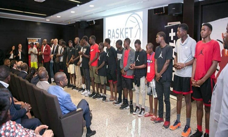 Canal+ sport en mode Basket Academy
