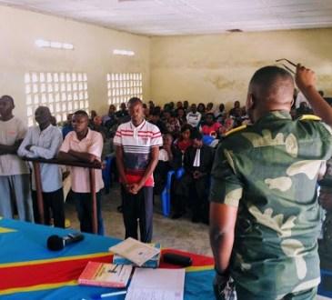 Meurtre des experts de l'ONU au Kasaï : l'avocat de José Tshibubua annonce le décès de son client