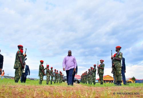 Nord-Kivu : les notables de Beni vont soutenir les FARDC dans la traque des groupes armés