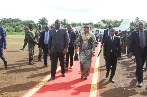 RDC : Félix Tshisekedi annonce « une dernière offensive contre les ADF » à Beni