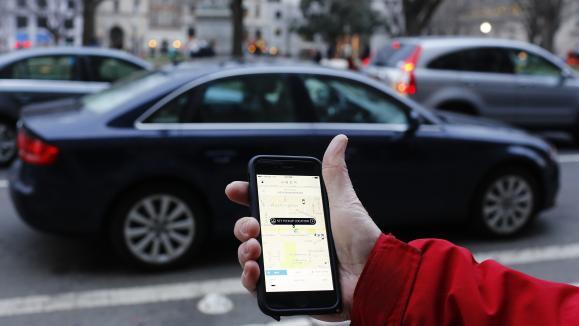 Uber compte sur l'Inde, l'Afrique et le Moyen-Orient pour booster sa croissance