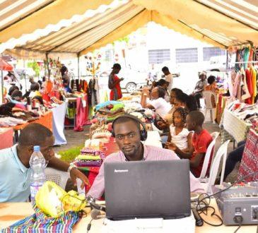 Le magasin de vente en ligne BKDISCOUNT célèbre un an d'existence à Libreville