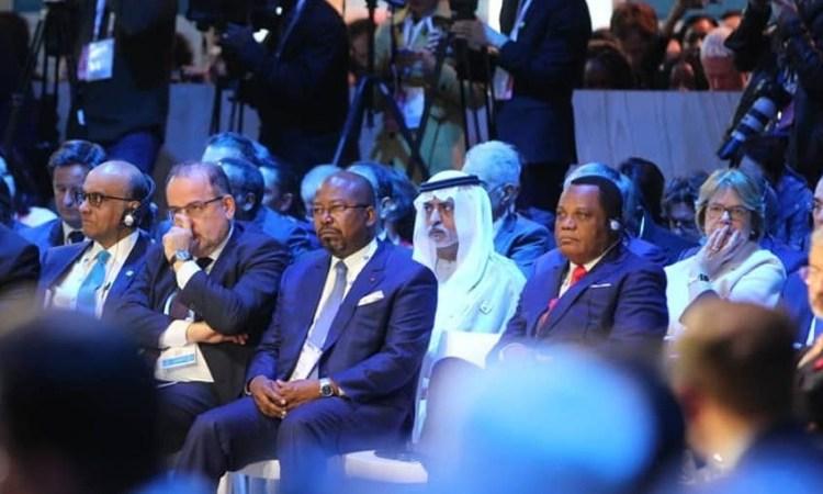 Forum de Paris sur la Paix : Le Gabon a joué sa partition