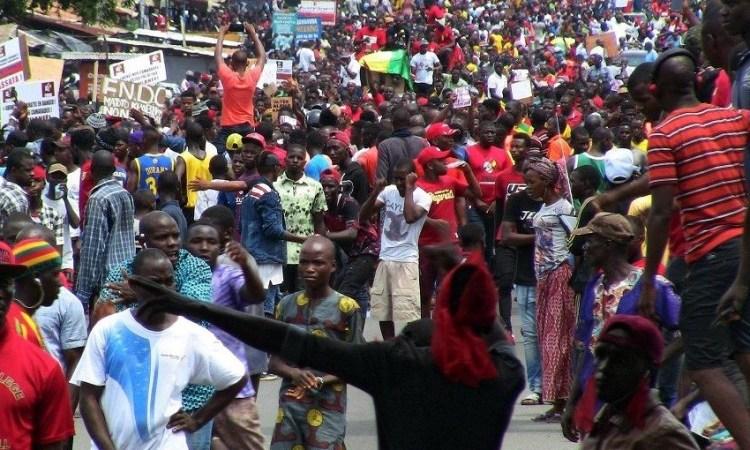 Guinée : La mise en garde de la CPI