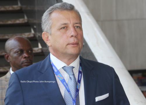 Jean Bamanisa : « Je ne déposerai pas ma démission »