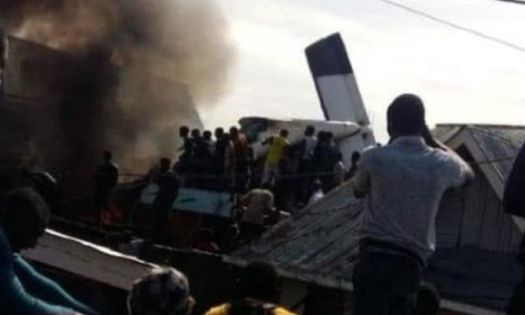 RDC : Vingt-sept morts dans un crash d'avion