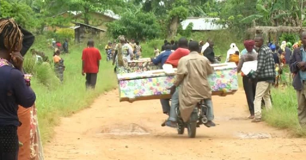 RDC: nouvelles tueries à Beni, au moins 14 morts depuis lundi
