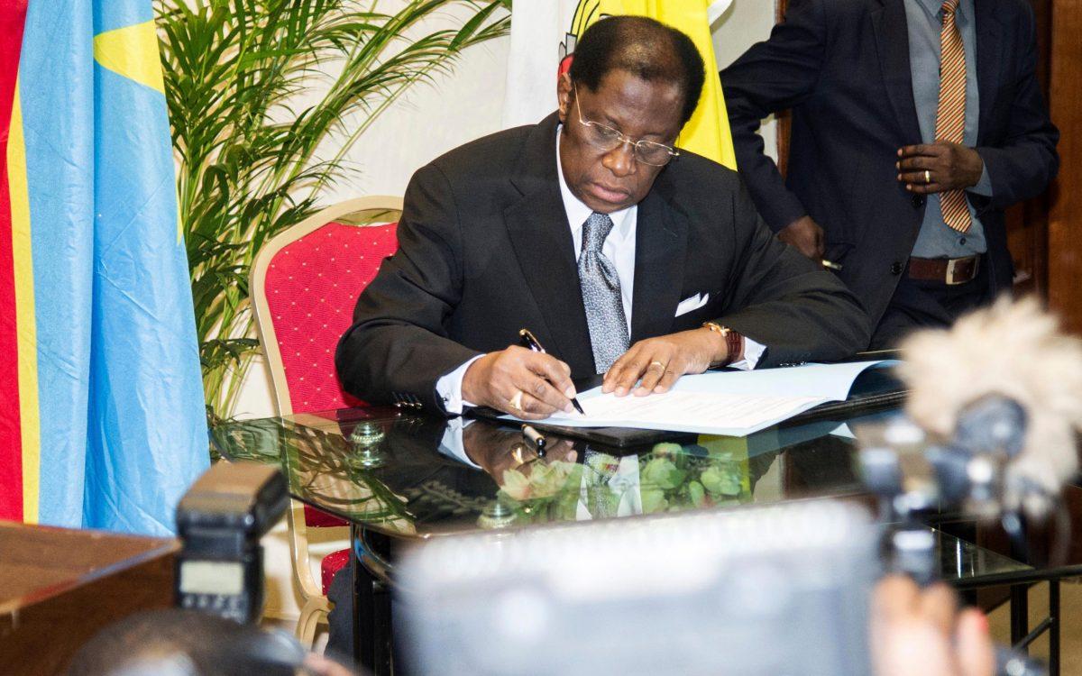 RDC : Le dossier Thambwe Mwamba de retour devant la justice belge