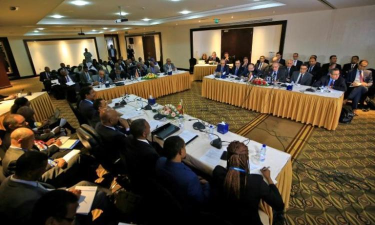 Barrage sur le Nil: des «progrès» dans les négociations mais pas d'accord