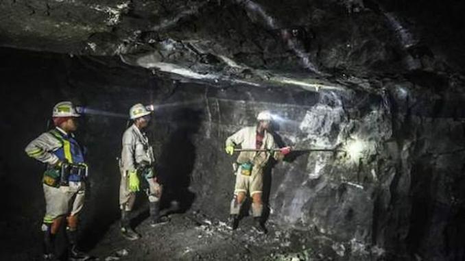 Afrique du Sud: 4 mineurs portés disparus retrouvés morts