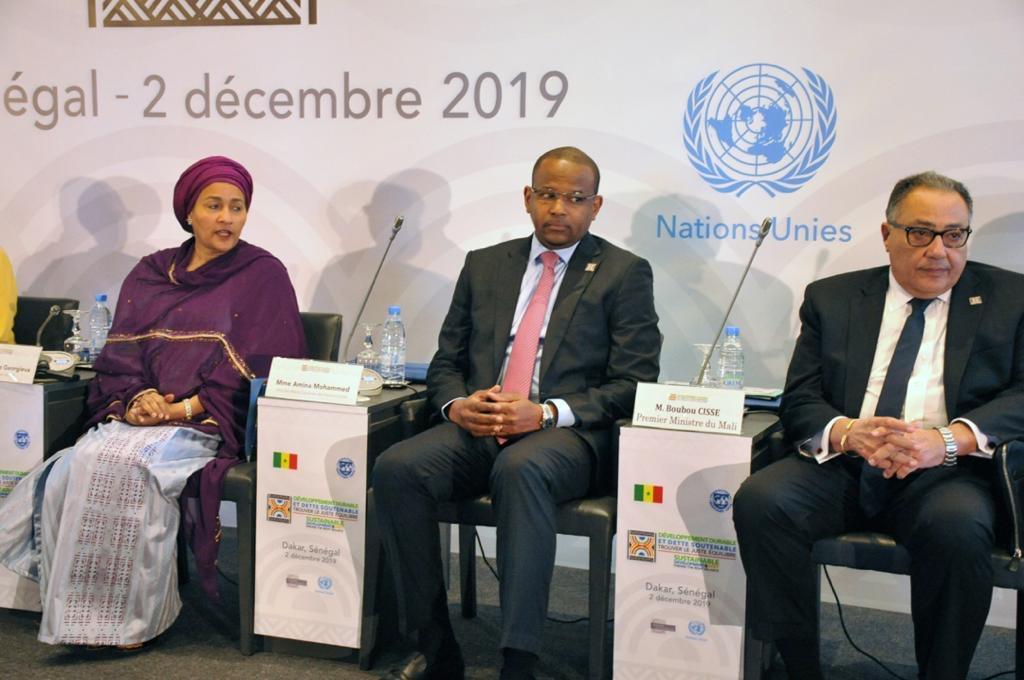 Développement et dette soutenable en Afrique : Les dirigeants de l'UEMOA à la recherche du juste équilibre