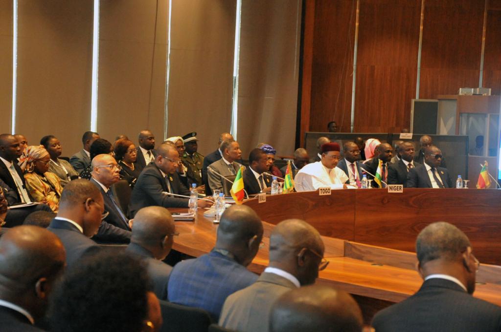 Espace UEMOA : Les chefs d'Etat à l'unisson contre le terrorisme
