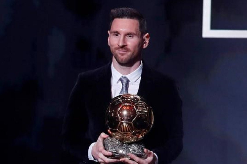 Messi sacré Ballon d'or 2019, Aubameyang 20e