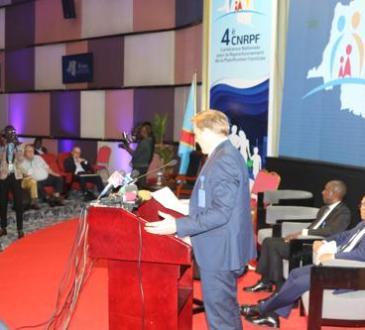 RDC : le taux de croissance démographique incompatible avec les exigences de l'émergence