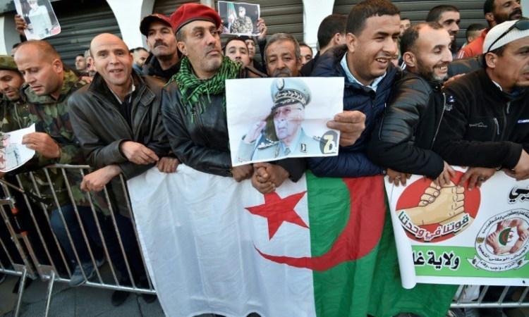 Algérie : Funérailles du général Gaïd Salah, ex-homme fort de l'Algérie
