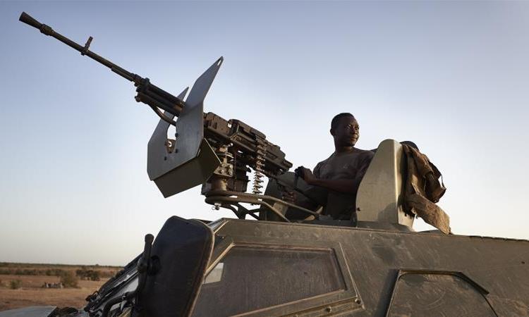 Washington envisage de retirer ses troupes d'Afrique de l'Ouest