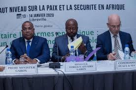 Diplomatie/Union africaine: Nkoghe Bekale lance les assises du 7ème séminaire du Haut Niveau sur la Paix et la Sécurité en Afrique.
