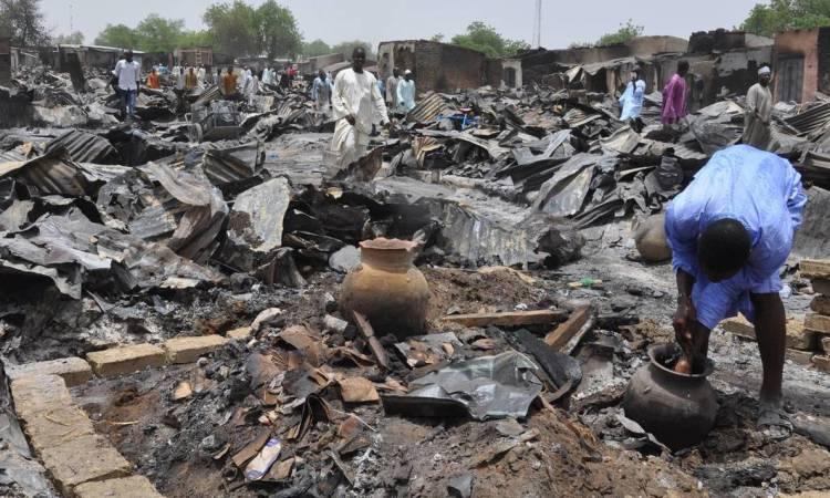 Nigeria: 11 morts dans une attaque-suicide dans le nord-est