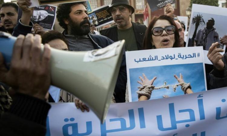 Maroc: les défenseurs des droits humains dénoncent la «répression» des réseaux sociaux