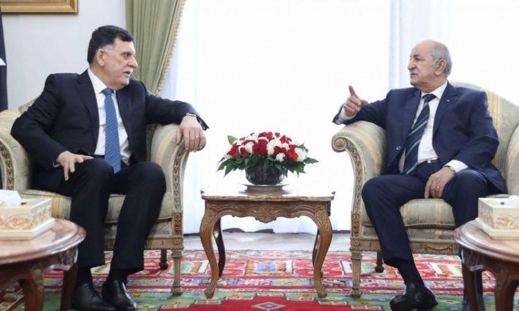 Algerexhorte la communauté internationale à «imposer un cessez-le-feu» en Libye