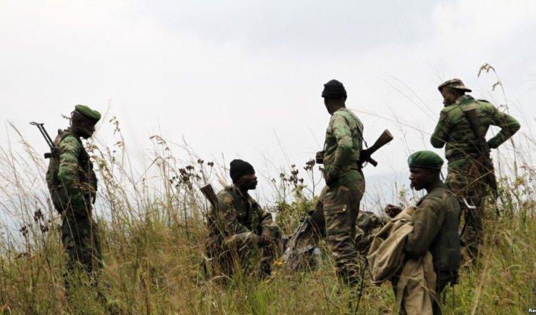RDC: deux soldats tués par des rebelles hutus rwandais