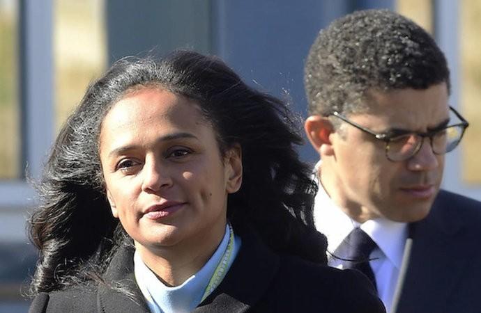 Angola Sindika Dokolo le mari d'Isabel dos Santos rattrape par - Angola: Sindika Dokolo, le mari d'Isabel dos Santos, rattrapé par le scandale