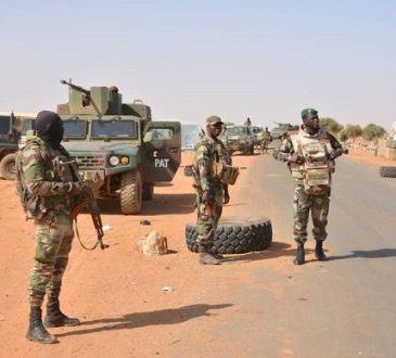 Communiqué du gouvernement suite à l'attaque du poste des Fama de Sokolo ayant causé la mort de 20 gendarmes