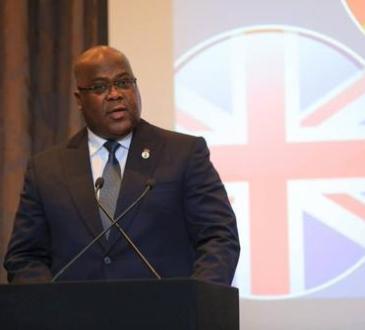 Félix Tshisekedi aux investisseurs britanniques : « Mon pays est déterminé à améliorer le climat des affaires »