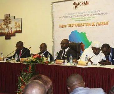 Coopération internationale/ Caféiculture: La 8è Assemblée Générale de l'ACRAM s'est tenue à Libreville.