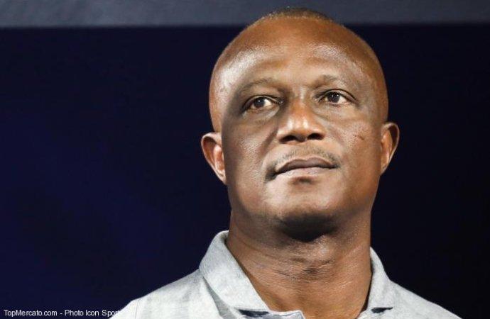 Kwesi Appiah n'est plus le sélectionneur du Ghana