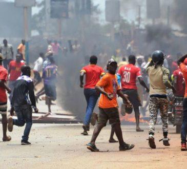 REPRISE DES MANIFS DE L'OPPOSITION CONTRE UN 3EME MANDAT DE CONDE:La Guinée se dirige-t-elle vers le précipice ?