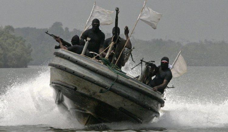 Pirates - Quatre marins chinois kidnappés au Gabon libérés au Nigeria
