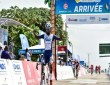 Cyclisme : Biniam Girmay remporte la 3e étape de la Tropicale Amissa Bongo 2020