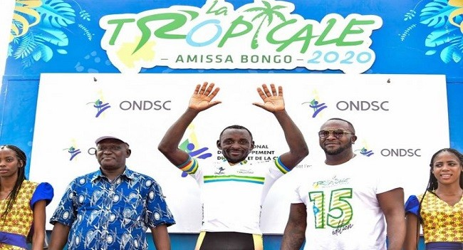 Tropicale Amissa Bongo/Etape 4 : Le Cameroun gagne , l'Erythrée conserve le maillot jaune