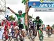 Tropicale Amissa Bongo 2020 / Etape 5 : l'Algérien Youcef Reguigui sur la plus haute marche du podium