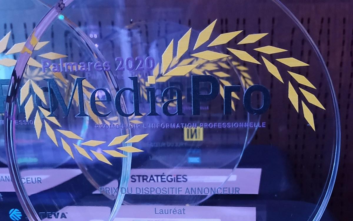 21e édition du Palmarès MediaPro 2020