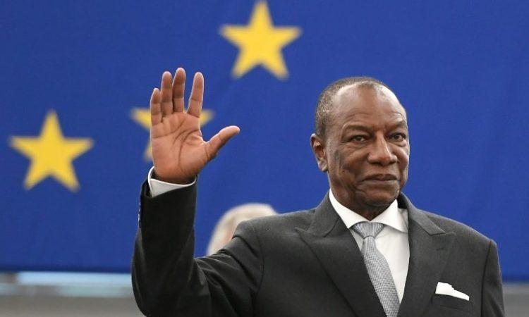 Guinée: le président Condé annonce un référendum constitutionnel à hauts risques