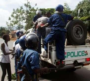 Burundi: «vague d'arrestations» dans la région de Bujumbura, selon l'opposition