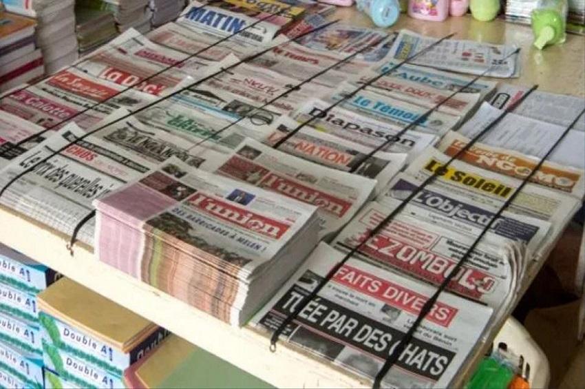 Gabon / Médias : La Revue de la presse gabonaise de la semaine du 17 au 23 février 2020