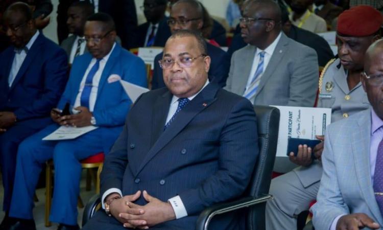 Gabon:Nkoghe Bekale honore le CND
