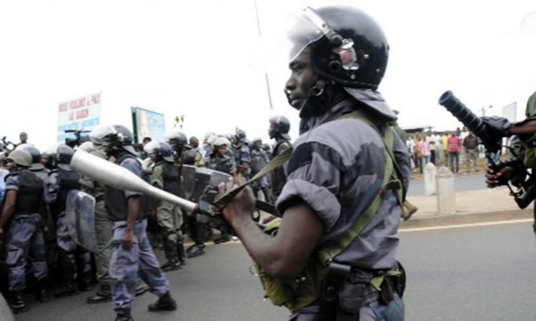 Forces de Police Nationales:le racket continue.