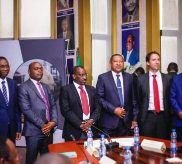 Économie/pétrole : le gouvernement signe 3 contrats d'exploration avec la société Perenco
