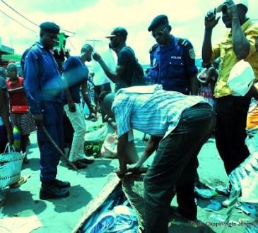Kongo-Central : début de démantèlement des barrières sur la route Kinshasa–Matadi-Moanda