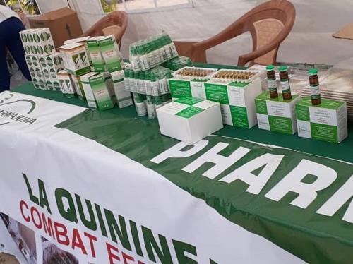 RDC : la Pharmakina désormais capable de distribuer 10 millions de cure de la quinine par an