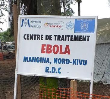 RDC : un seul cas d'Ebola enregistré dans la sous coordination de Beni cette semaine